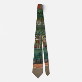 City - Corning NY - Donna's Restaurant Neck Tie