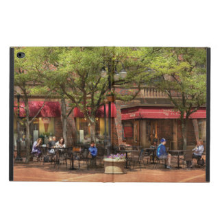 City - Corning NY - Lunch at Centerway Square Powis iPad Air 2 Case