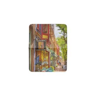 City - Corning NY - Market Street Coffee & Tea Business Card Holder