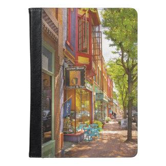 City - Corning NY - Market Street Coffee & Tea iPad Air Case