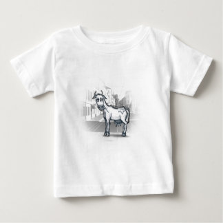 city cow baby T-Shirt