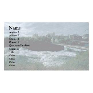 City Curves Business Card