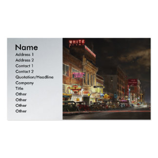 Street Sign Business Cards & Templates