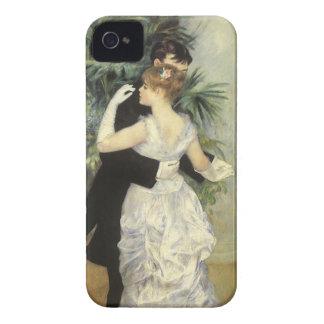 City Dance by Pierre Renoir, Vintage Fine Art iPhone 4 Case-Mate Case