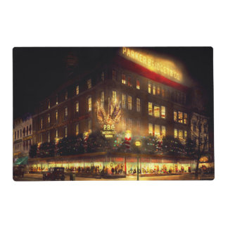 City - DC - Parker & Bridget Co 1921 Placemat
