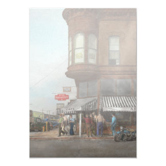 City - Dillon, Montana - Today's my day off - 1942 5x7 Paper Invitation Card