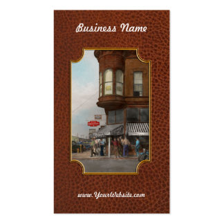 City - Dillon, Montana - Today's my day off - 1942 Business Card