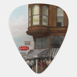 City - Dillon, Montana - Today's my day off - 1942 Guitar Pick