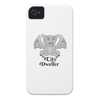 City Dweller iPhone 4 Covers