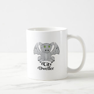 City Dweller Classic White Coffee Mug