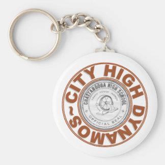 CITY_DYNAMOS w-seal Keychain
