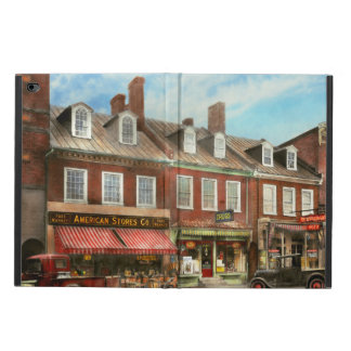 City - Easton MD - A slice of American life 1936 Powis iPad Air 2 Case