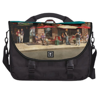 City - Edison NJ - Pino's basket shop Laptop Bag