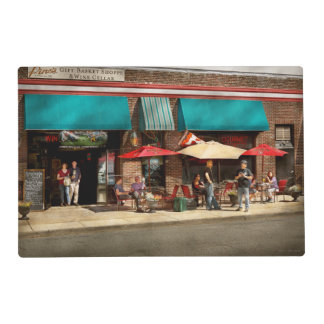 City - Edison NJ - Pino's basket shop Placemat