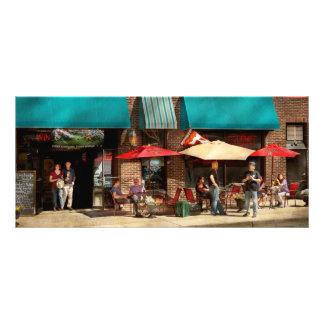 City - Edison NJ - Pino's basket shop Rack Card
