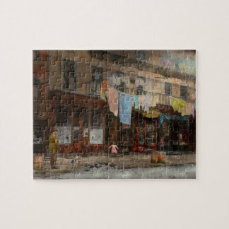 City - Elegant Apartments - 1912 Jigsaw Puzzle