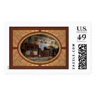 City - Elegant Apartments - 1912 Stamps