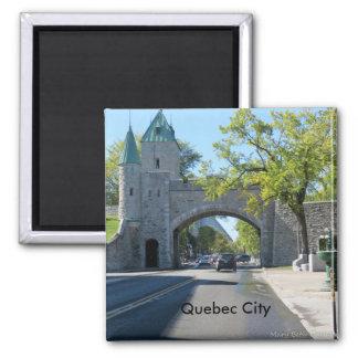City Entrance Quebec City Refrigerator Magnet