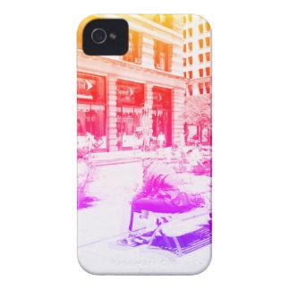 City feeding iPhone 4 case
