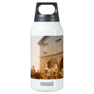 City Fire House Insulated Water Bottle