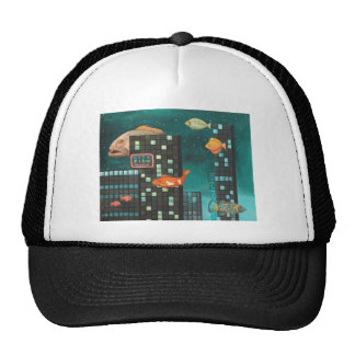 City Fish Trucker Hat