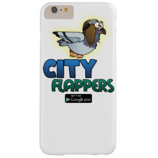 """City Flappers """"iPhone 6 PLUS"""" Pigeon case"""