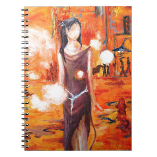 City Fog Notebook
