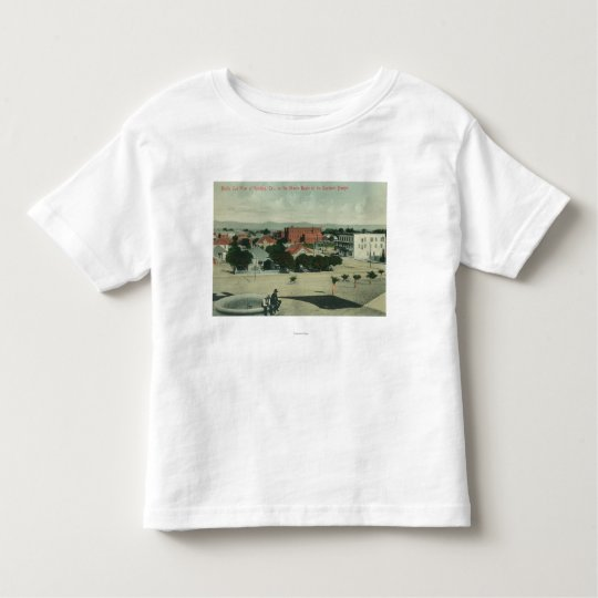 City from Southern Pacific Shasta Route Toddler T-shirt