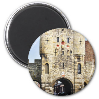 City Gate In York In North Yorkshire Magnet