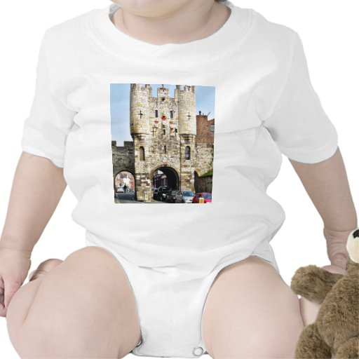 City Gate In York In North Yorkshire Shirt