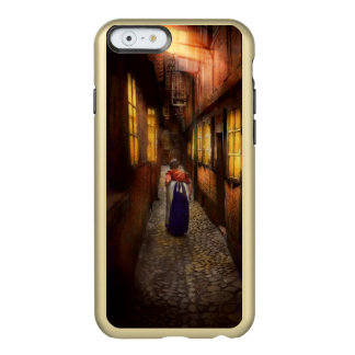 City - Germany - Alley - A long hard life 1904 Incipio Feather Shine iPhone 6 Case