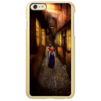 City - Germany - Alley - A long hard life 1904 Incipio Feather Shine iPhone 6 Plus Case