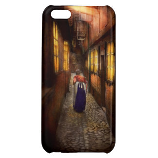 City - Germany - Alley - A long hard life 1904 iPhone 5C Cover