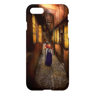 City - Germany - Alley - A long hard life 1904 iPhone 7 Case