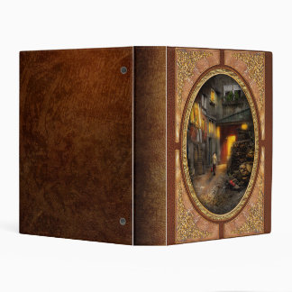 City - Germany - Alley - Coming home late 1904 Mini Binder