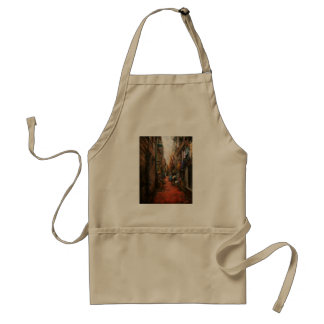 City - Germany - Alley - The other half 1904 Adult Apron