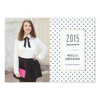 City Girl Chic | Graduation Invitation