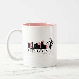 City Girls World Coffee Mug