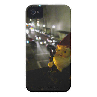 City Gnome iPhone 4 Cover