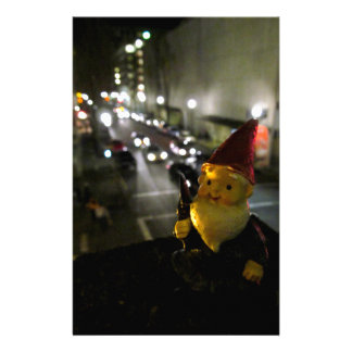City Gnome Stationery