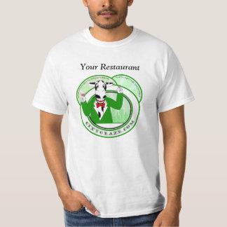 City Graze Green T-Shirt