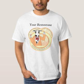 City Graze Orange T-Shirt