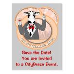 City Graze Postcards