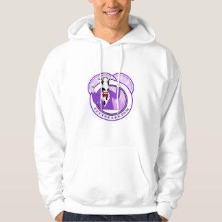City Graze Purple Sweatshirt