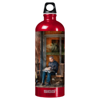 City - Greenwich Village - The path cafe SIGG Traveler 1.0L Water Bottle