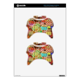 City Grid IV Xbox 360 Controller Decal