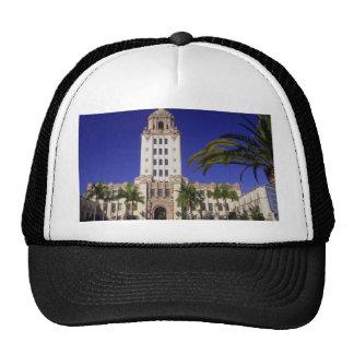 City Hall Beverly Hills California U S A Hat
