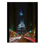 City Hall Broad Street Postcard