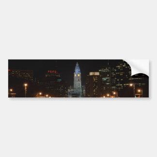 City Hall Bumper Sticker