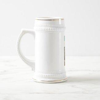 City Hall, Detroit, Michigan 1915 vintage mug